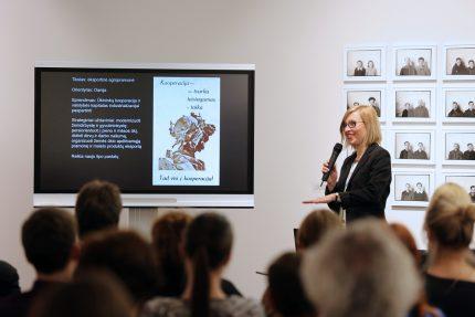 Knygos apie tarpukario Lietuvos pramonės architektūrą pristatymas