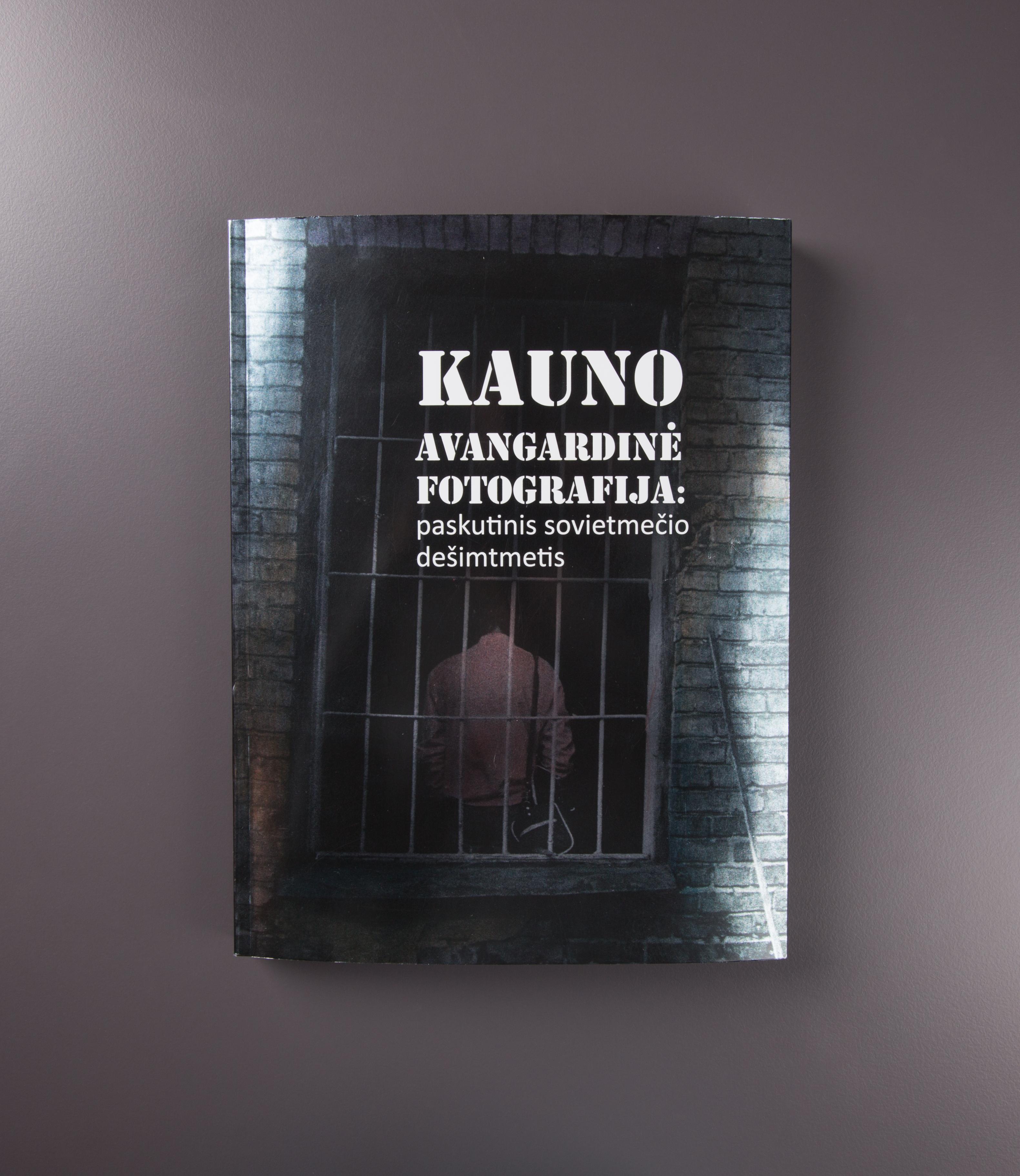 Kauno avangardinė fotografija: paskutinis sovietmečio dešimtmetis