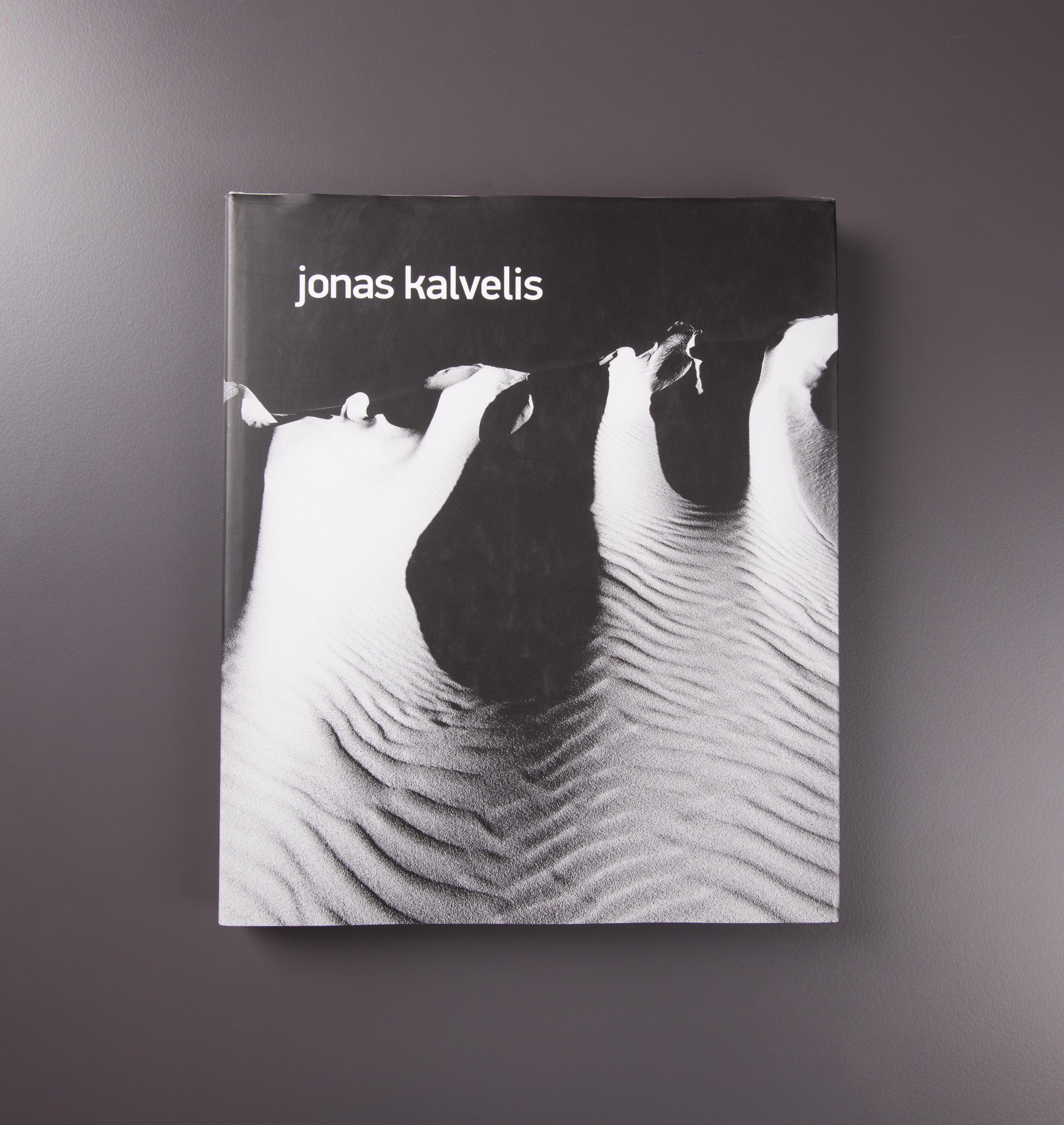 Jonas Kalvelis: monografija