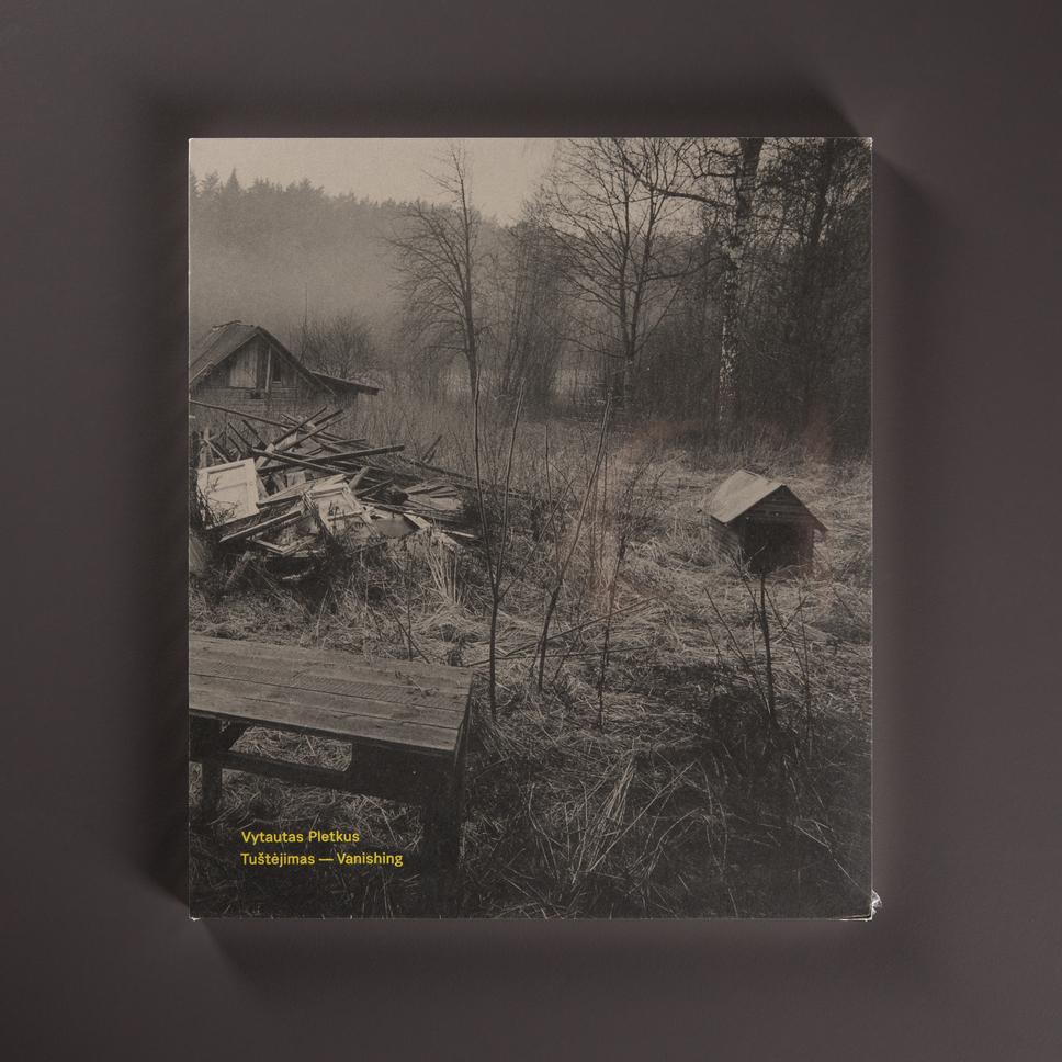 Vytautas Pletkus. Tuštėjimas – Vanishing