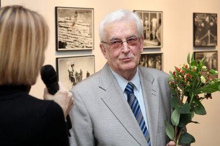 Fotomenininkas Algirdas Musneckis 80-metį pažymėjo paroda