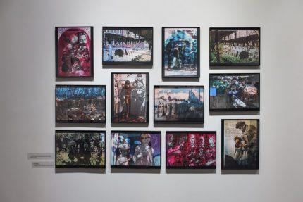 """Fotoreportažas iš Vito Luckaus fotografijos centro parengtos parodos """"Požiūris į senovinę fotografiją"""""""