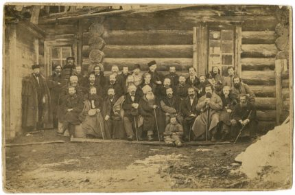 COLLECTION OF 1863-1864 UPRISING PHOTOGRAPHS
