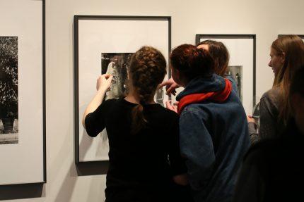 Lietuvos muziejų kultūrinio svetingumo programa fotografijos muziejuje