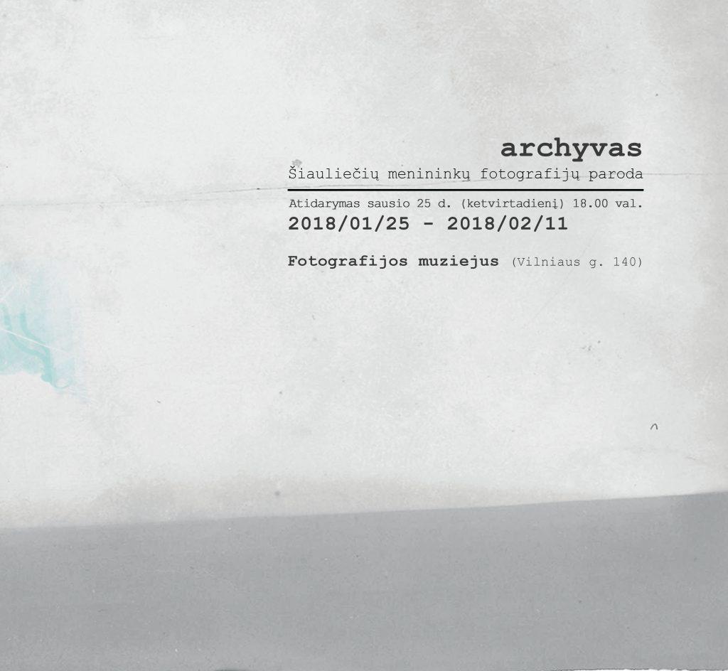 Archyvas