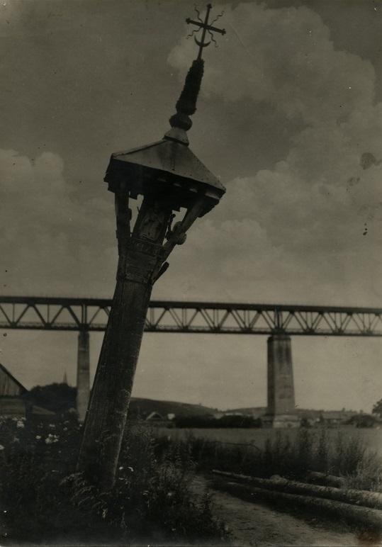 Balys Buračas. Lyduvėnų tiltas