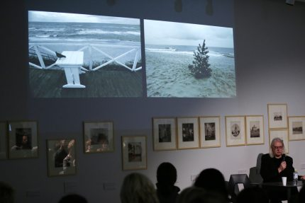 """Fotografo Aleksandro Ostašenkovo fotografijų albumo """"Būsenos"""" pristatymas"""