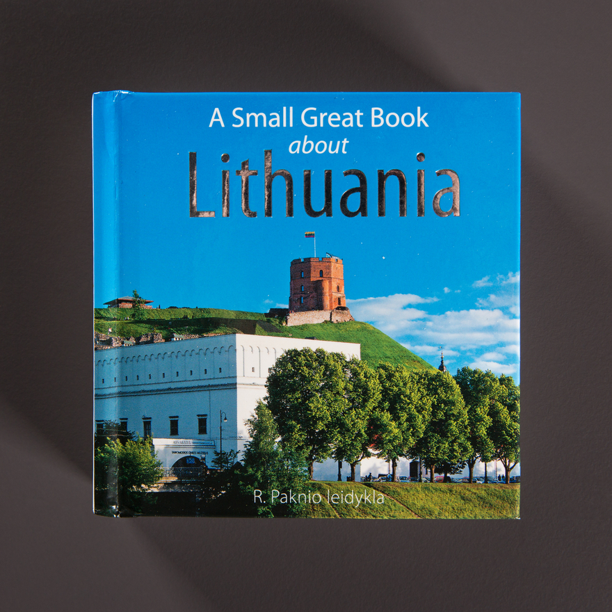 A Small Great Book about Lithuania
