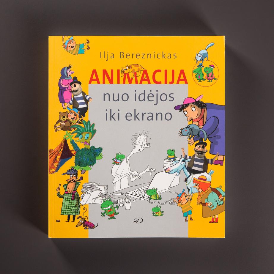 Animacija: nuo idėjos iki ekrano