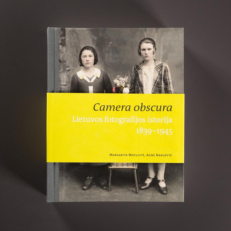 Camera obscura, Lietuvos fotografijos istorija 1839-1945