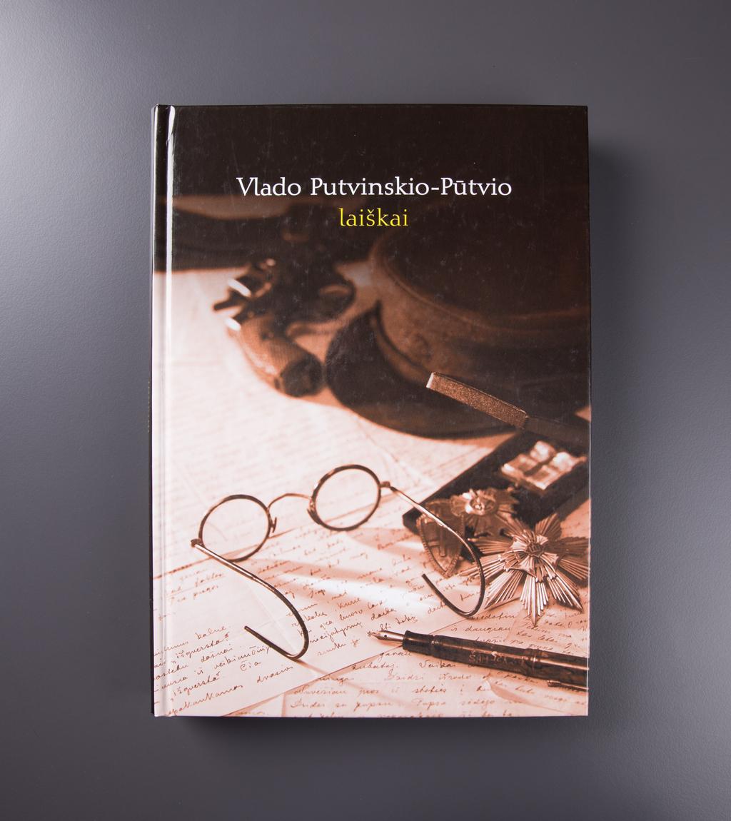 Vlado Putvinskio – Putvio laiškai