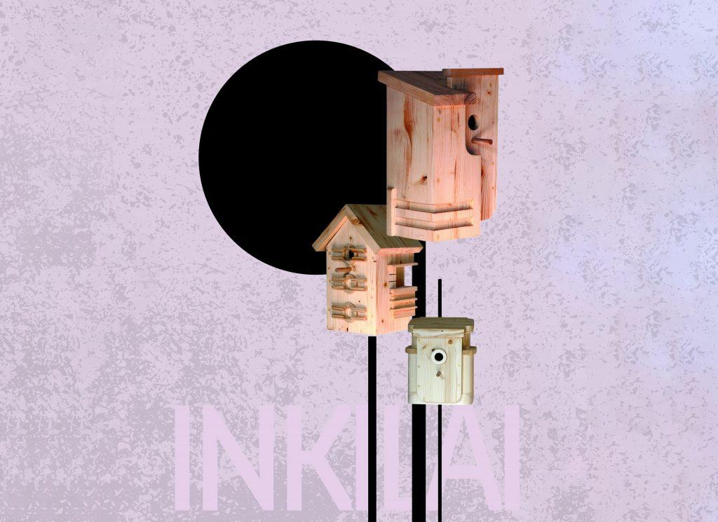 Timotiejaus Norvilo inkilų, sukurtų Kauno tarpukario modernizmo stiliumi parodos testas