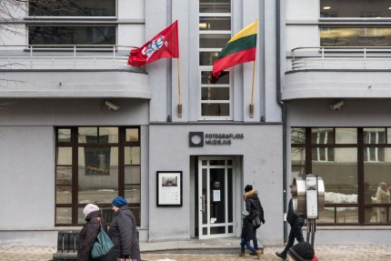 Lietuvos valstybės atkūrimo diena Fotografijos muziejuje
