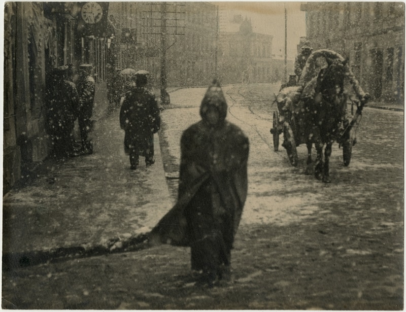 Vilis Rīdzenieks (1884–1962) | Lithuania – Latvia | photography exhibition