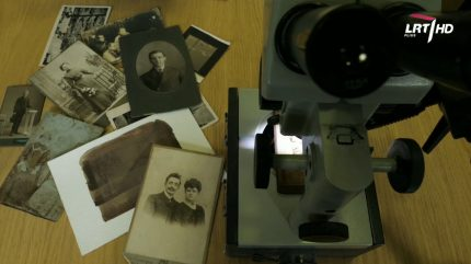 Lithuanian National Broadcaster talks about International symposium on old photography techniques