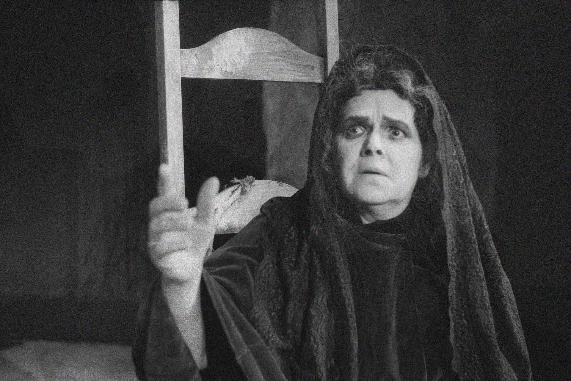 Emilija Danilevičiūtė-Dapšienė, ''Donja Rosita'', rež. G. Padegimas, 1976 m