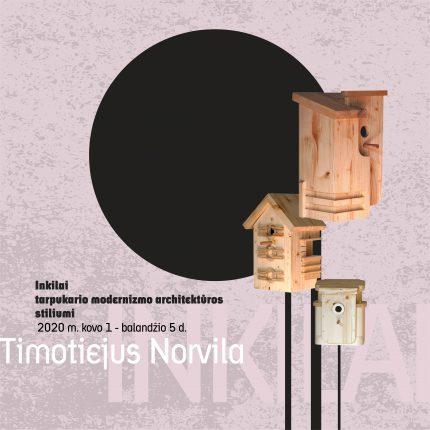 Inkilai  tarpukario modernizmo stiliumi
