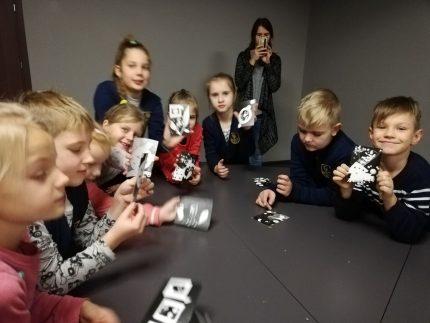 Pirmokėlių edukacija Fotografijos muziejuje - pasaulio pažinimas kitaip!