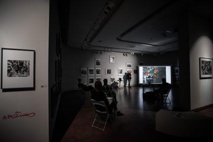 Fotografijos muziejus rodo: paskaitos apie fotografiją internete