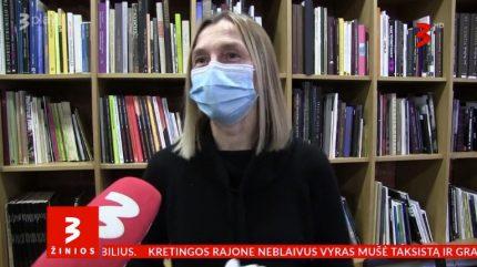 ABDONAS KORZONAS IR VIENAS PAČIŲ PIRMŲJŲ VILNIAUS VAIZDŲ - TV3 žinių reportažas