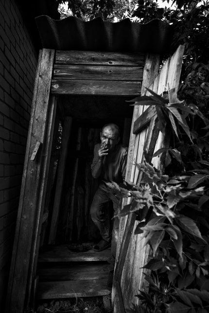 """Jaunojo kūrėjo eteris: Armando Stokės fotografijų ciklo """"Išvietės aura"""